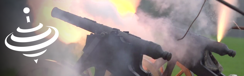 STF CANNON FIRING